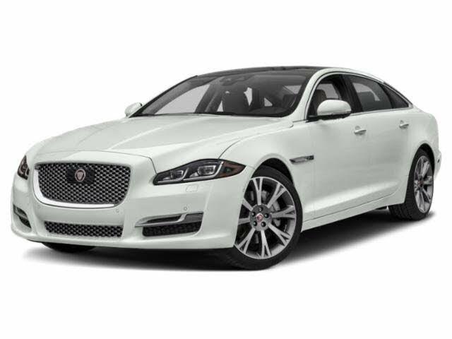 2019 Jaguar XJ-Series XJ R-Sport RWD