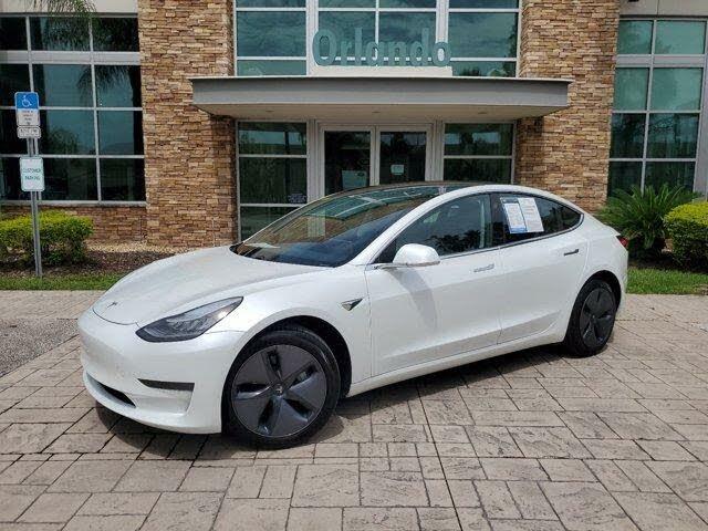 2020 Tesla Model 3 Standard Plus RWD
