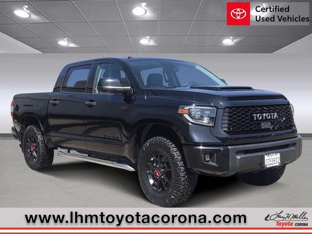 2019 Toyota Tundra TRD Pro CrewMax 5.7L 4WD