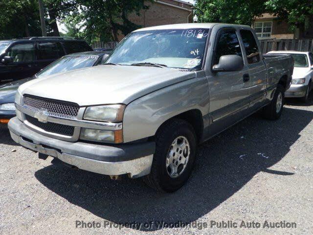 2003 Chevrolet Silverado 1500 LS Extended Cab RWD