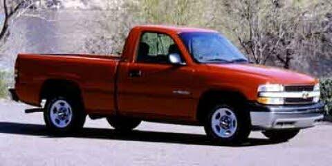 2001 Chevrolet Silverado 1500 LS RWD