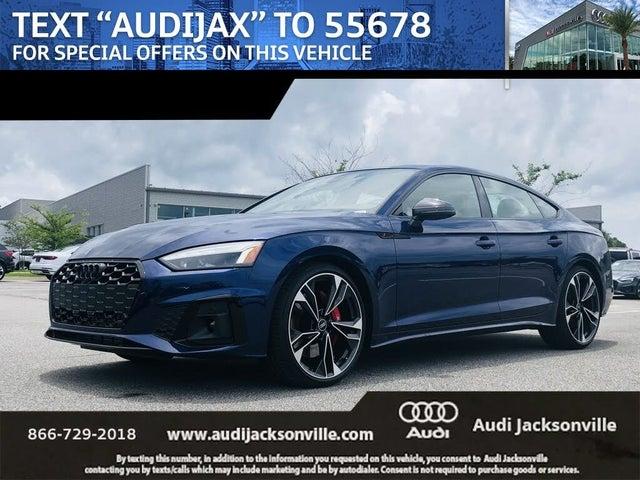 2021 Audi S5 Sportback 3.0T quattro Premium Plus AWD