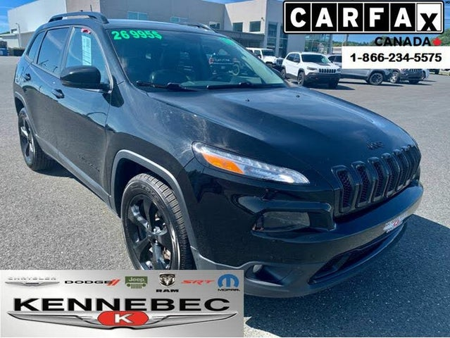 2017 Jeep Cherokee High Altitude 4WD