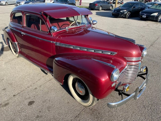 1941 Chevrolet Special Deluxe Coupe RWD