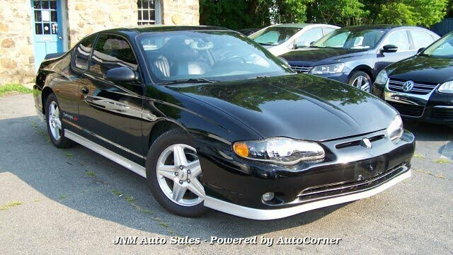 2005 Chevrolet Monte Carlo SS Supercharged FWD