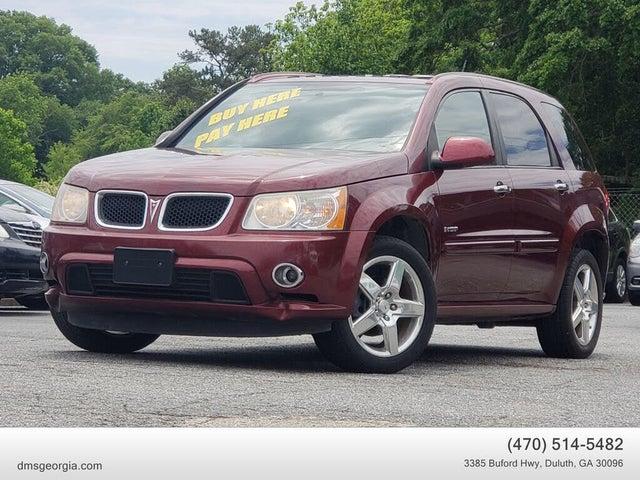 2009 Pontiac Torrent GXP AWD