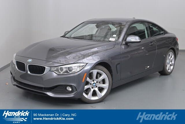 2014 BMW 4 Series 435i Coupe RWD