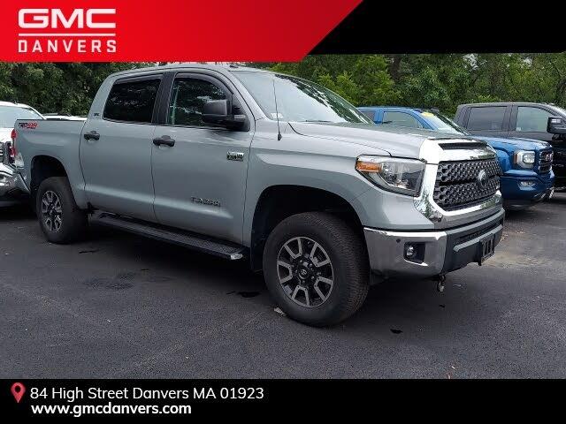Used Toyota Tundra For Sale In Portland Me Cargurus