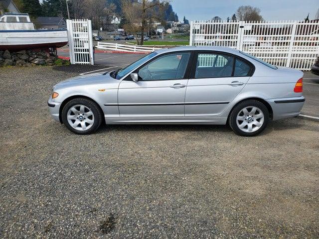 2002 BMW 3 Series 325xi Sedan AWD