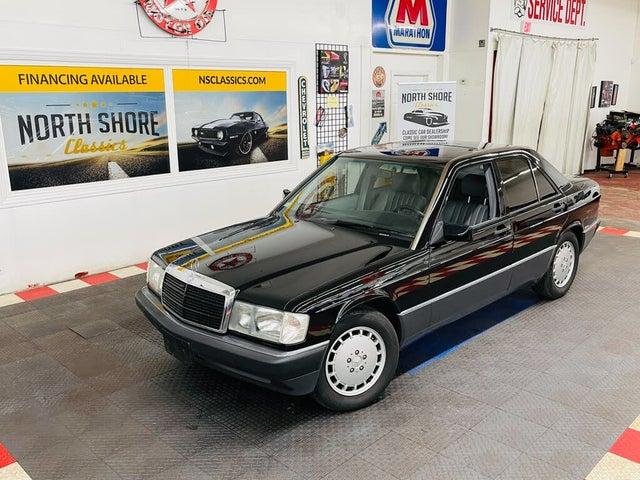1993 Mercedes-Benz 190-Class 4 Dr 190E 2.6 Sedan