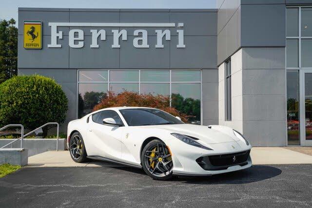 2018 Ferrari 812 Superfast RWD
