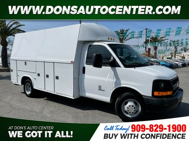2014 Chevrolet Express 4500 Chassis