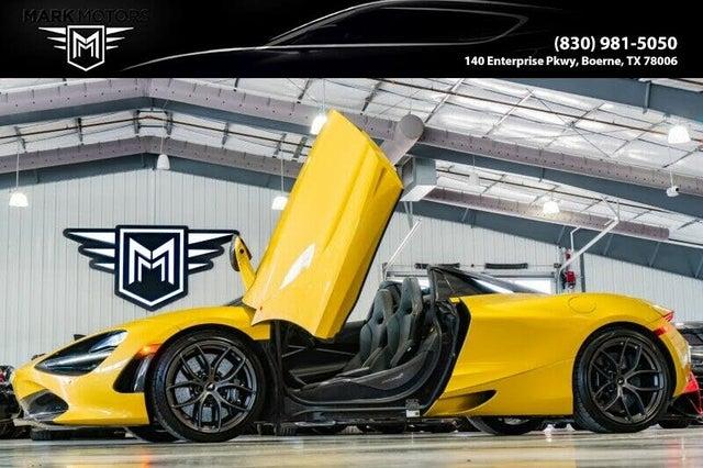 2019 McLaren 720S Luxury Spider RWD