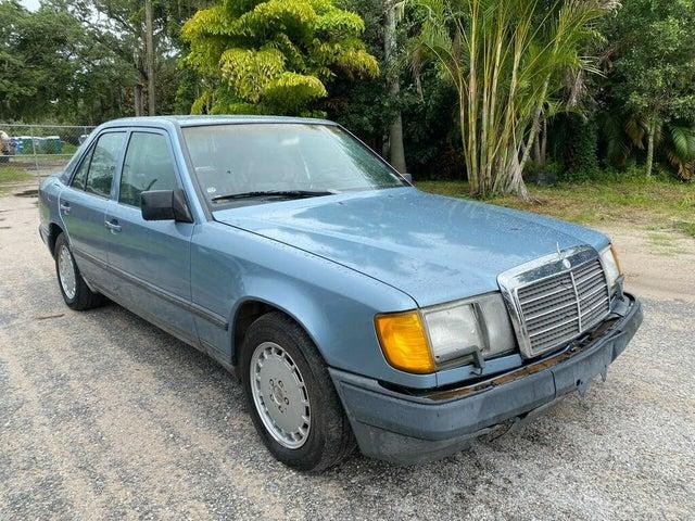 1989 Mercedes-Benz 300-Class 300E Sedan