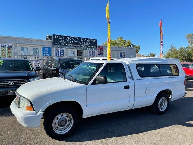 2002 GMC Sonoma SL 2WD