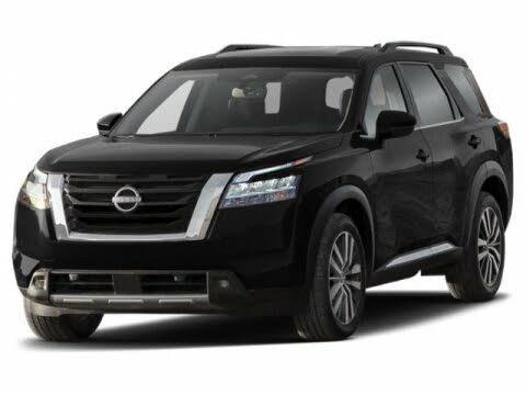 2022 Nissan Pathfinder S FWD