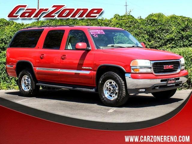 2001 GMC Yukon XL 2500 SLT 4WD