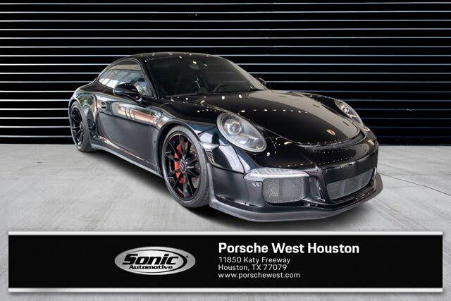 2015 Porsche 911 GT3 Coupe RWD