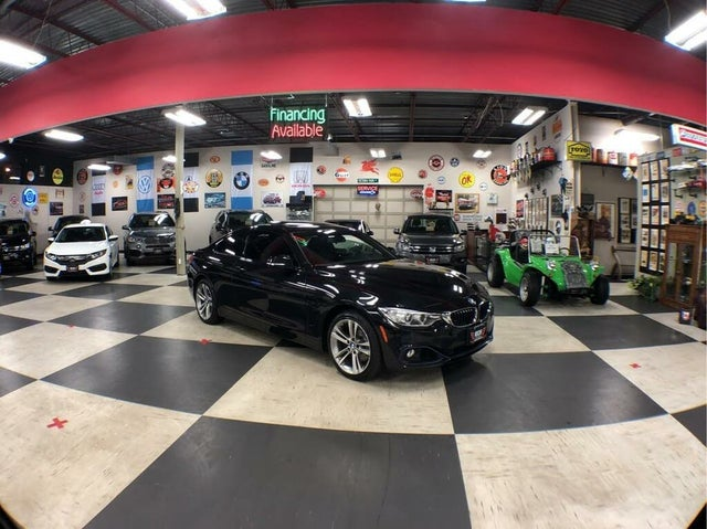 2016 BMW 4 Series 428i xDrive Coupe AWD