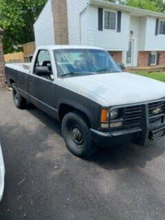 1993 Chevrolet C/K 3500 Silverado Crew Cab LB RWD
