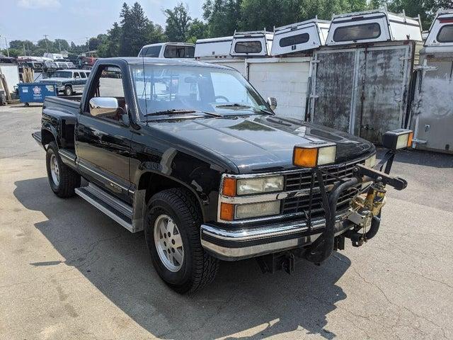 1991 Chevrolet C/K 1500 Silverado Stepside 4WD
