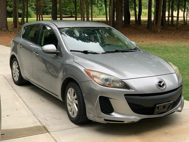 2012 Mazda MAZDA3 i Touring Hatchback