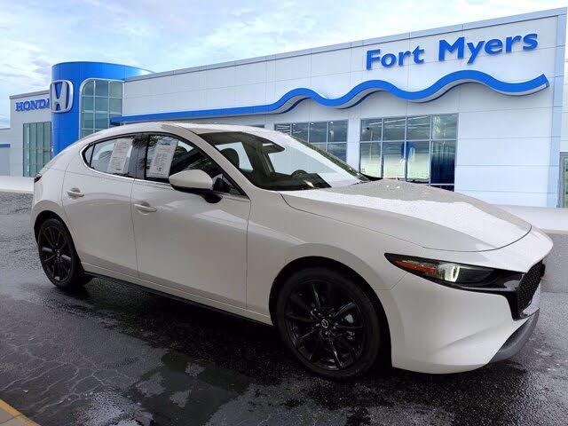 2021 Mazda MAZDA3 Premium Hatchback FWD