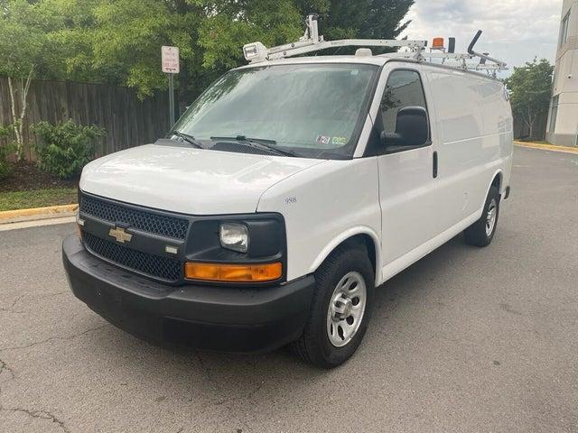 2013 Chevrolet Express Cargo 1500 AWD