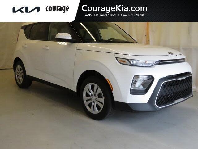 2021 Kia Soul LX FWD