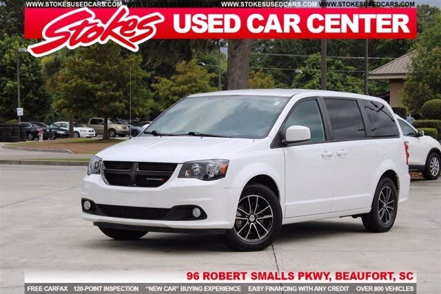 2018 Dodge Grand Caravan SE Plus FWD