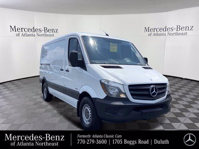 2015 Mercedes-Benz Sprinter Cargo 2500 144 WB RWD