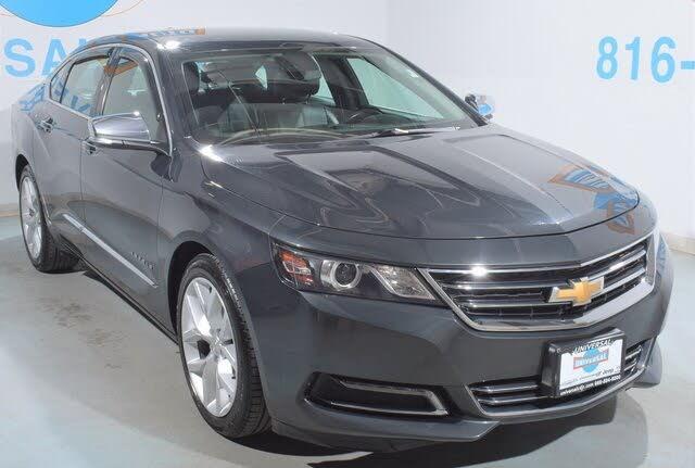 2015 Chevrolet Impala LTZ 2LZ FWD