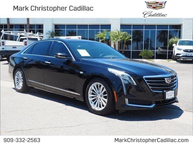 2018 Cadillac CT6 2.0T Luxury RWD