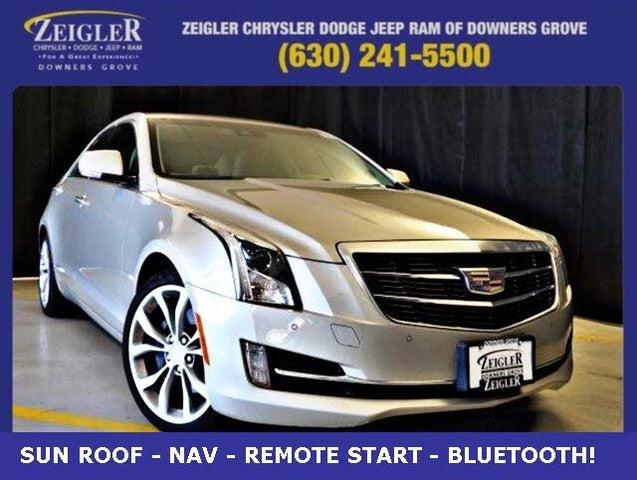 2015 Cadillac ATS 3.6L Performance AWD