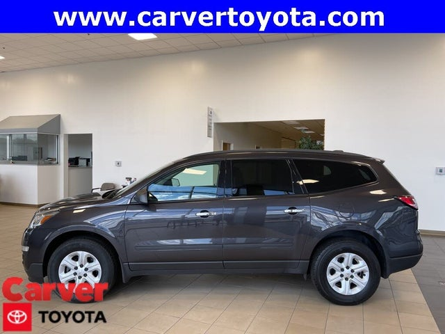 2016 Chevrolet Traverse LS FWD