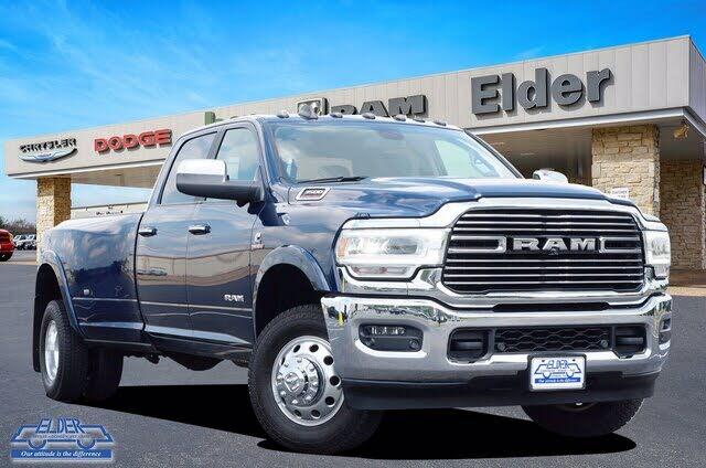2019 RAM 3500 Laramie Crew Cab LB DRW 4WD