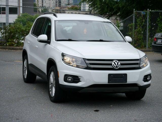 2016 Volkswagen Tiguan AWD Comfortline
