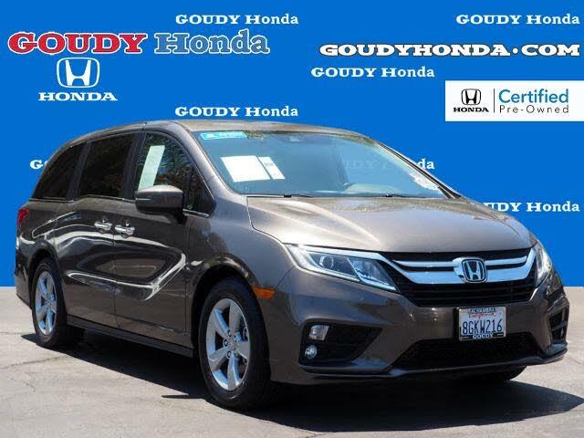 2019 Honda Odyssey EX-L FWD