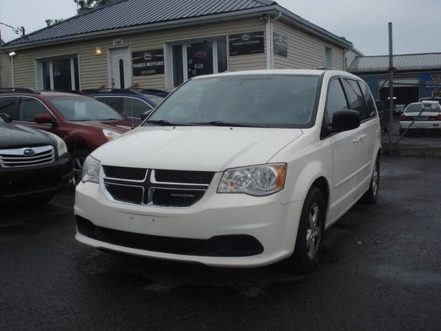 2011 Dodge Grand Caravan Crew Plus FWD