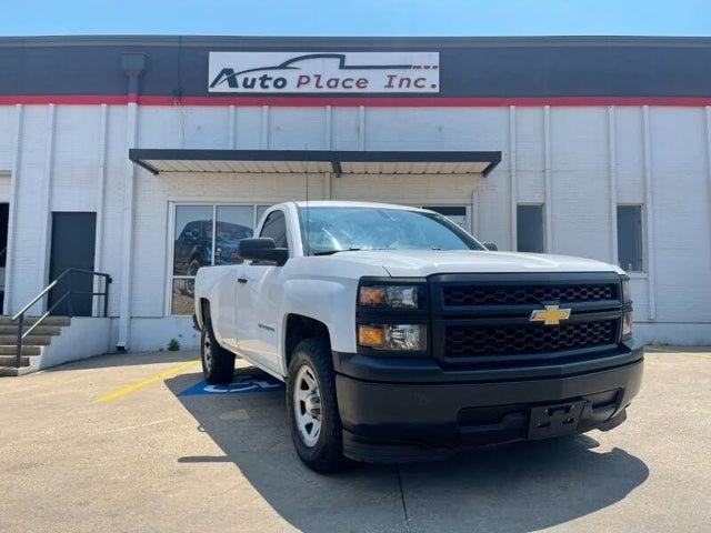 2014 Chevrolet Silverado 1500 Work Truck 1WT RWD