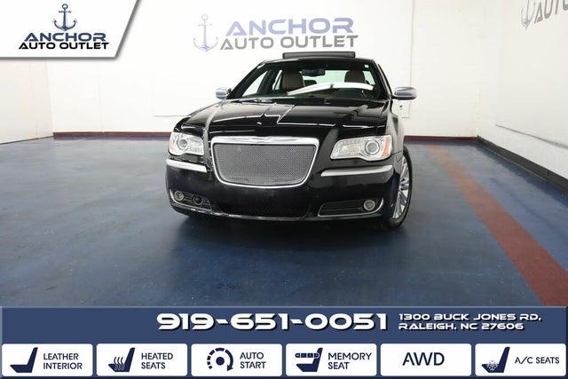 2013 Chrysler 300 C John Varvatos Luxury Edition AWD