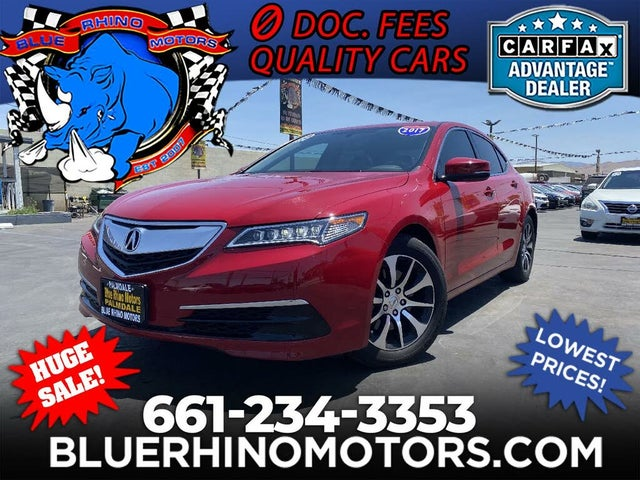 2017 Acura TLX V6 SH-AWD with Advance Package