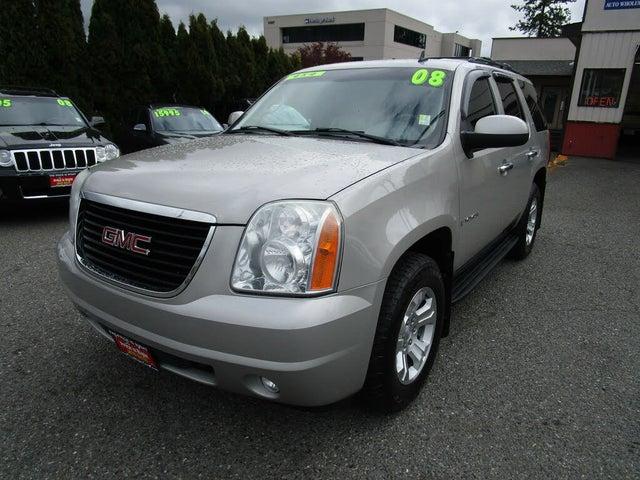2008 GMC Yukon SLT1 4WD