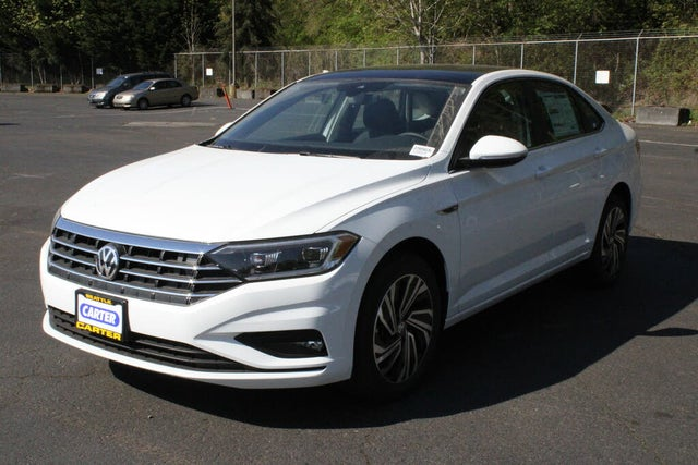 2021 Volkswagen Jetta 1.4T SEL Premium FWD