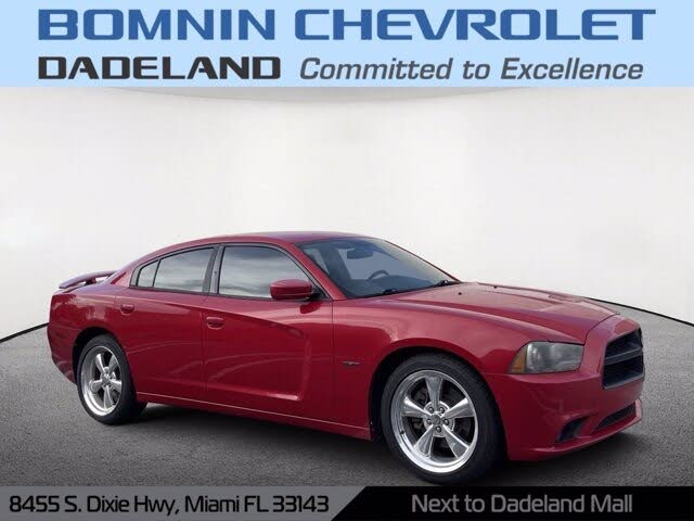 2013 Dodge Charger R/T Road & Track RWD