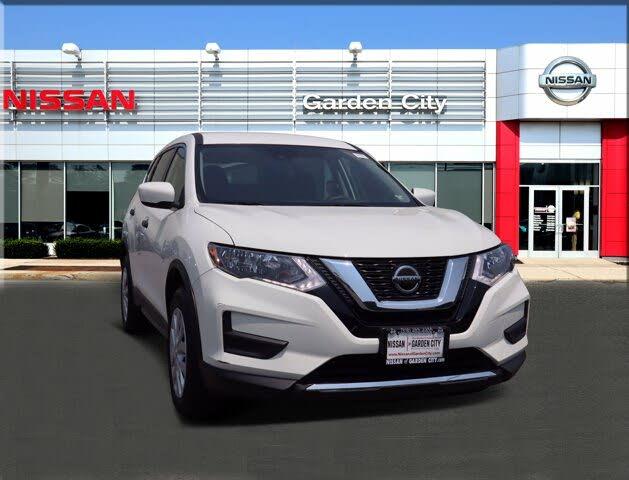 2020 Nissan Rogue S AWD