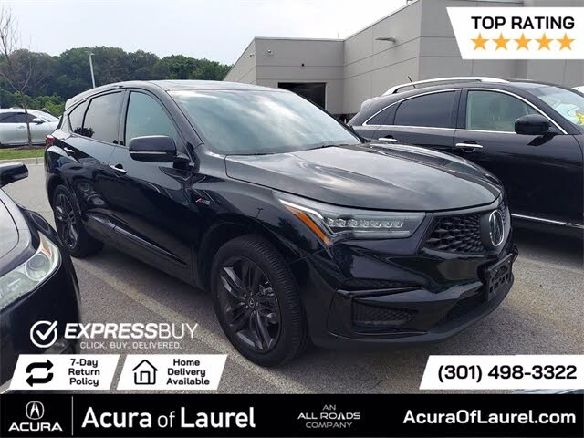 2020 Acura RDX SH-AWD with A-Spec Package