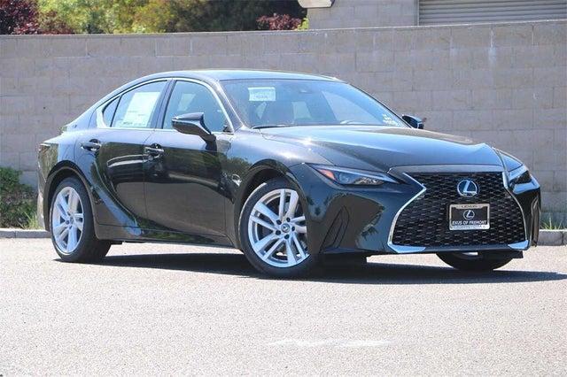 2021 Lexus IS 300 RWD