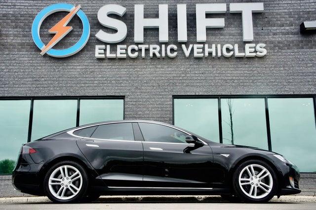 2015 Tesla Model S 90D AWD