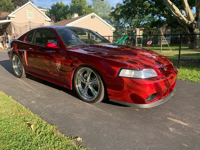 2003 Ford Mustang GT Premium Coupe RWD